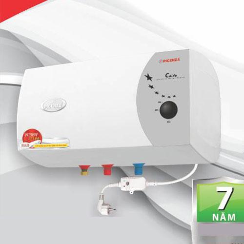 Bảng giá Bình nóng lạnh Picenza N15EW (Ngang) chống giật-Chất lượng cao