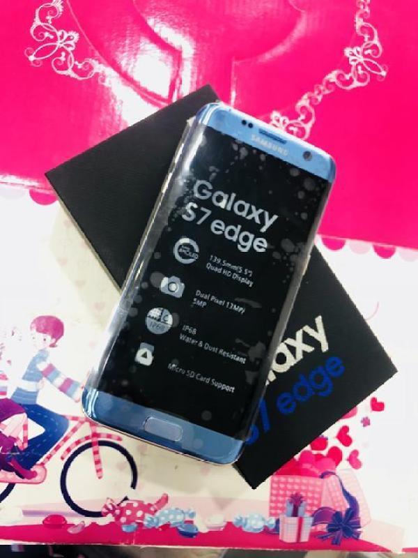 Samsung Galaxy S7 Edge Cong Tràn Viền Fullbox_ Tặng Tai Nghe Bluetooth