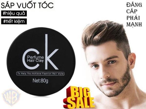 Sáp Vuốt Tóc Nam, Wax vuốt tóc tạo kiểu Nam- Mang Lại Sự Tự Tin Cho Phái Mạnh. giá rẻ