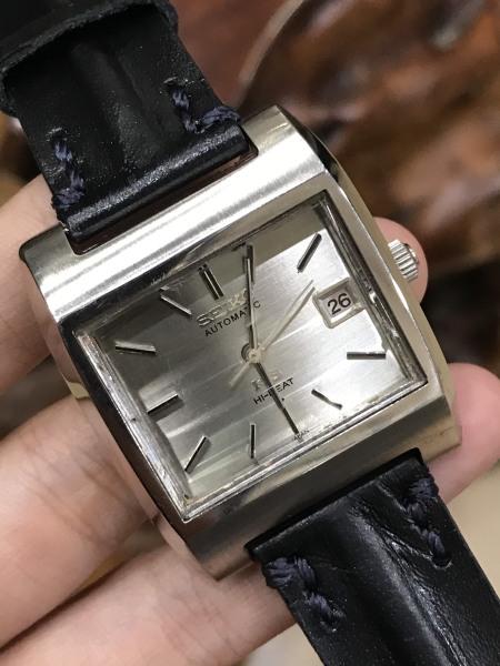 Đồng hồ nam SEIKO KS HI-BEAT vuông - thiết kế sang trọng