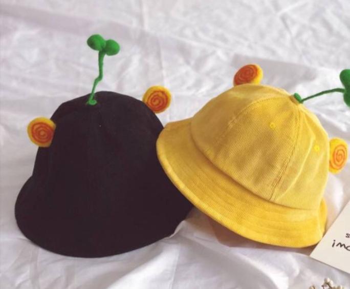 Mũ mầm cây tai xoắn hàng có sẵn kèm ảnh thật( mua nhiều có giảm)123