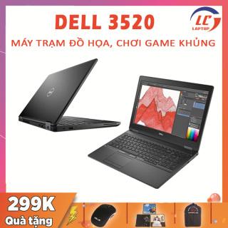 Laptop Đồ Họa, Chơi Game Khủng Dell Precision 3520, i7-7700HQ, VGA NVIDIA Quadro M620-2G, Màn 15.6 FullHD IPS, Máy Trạm Đồ Họa, Laptop Gaming thumbnail