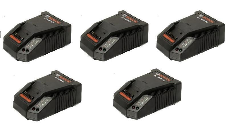 5 Bộ sạc pin Li-on đa năng Bosch 14.4V - 18V AL1860