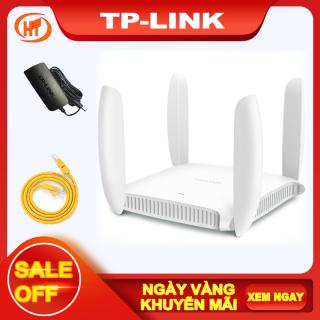 Tiết kiệm được 400k khi sử dụng Bộ phát WiFi, kích wifi, cuc phat wifi TP-LINK 4 Dâu WDR 6320 Băng tần kép tốc độ cao, hỗ trợ xuyên tường, cắm vào là dùng được ngay - Bảo hành (12 tháng ) thumbnail