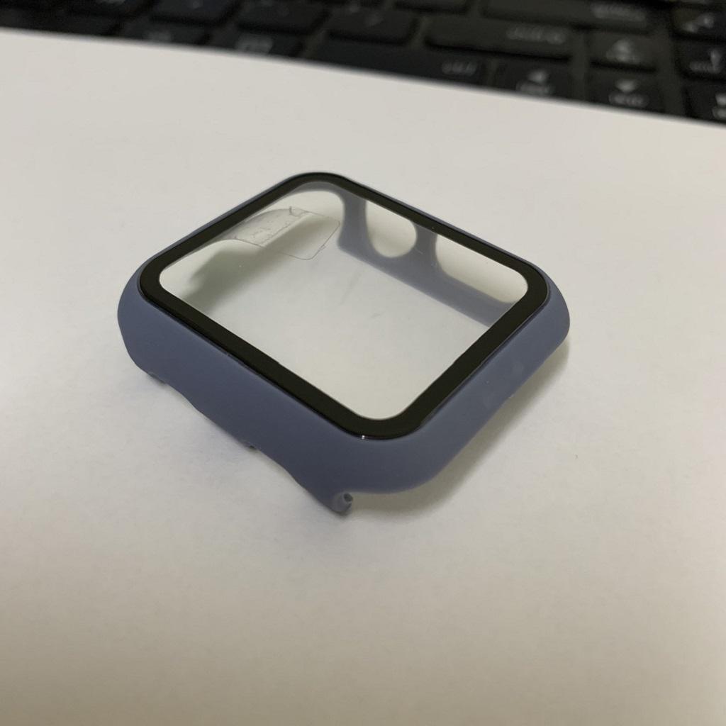 Ốp Apple Watch 🤖 FREESHIP 🤖 Ốp Cường Lực Full Màn Apple Watch 2 In 1 Bảo Vệ Màn hình + Body