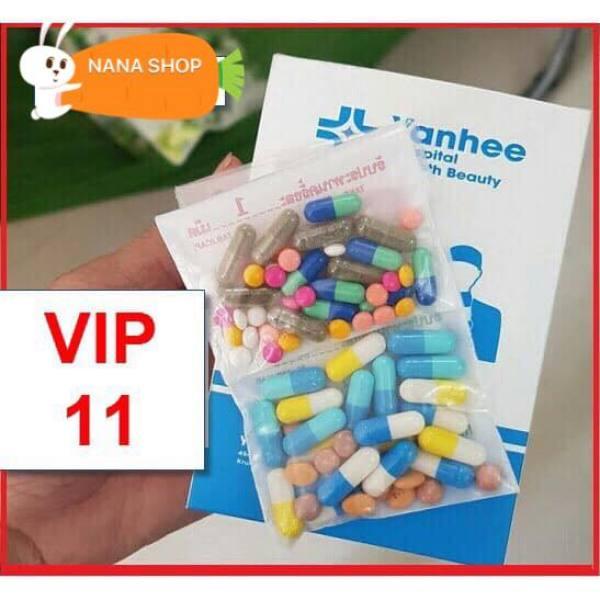 Giảm cân VIP 11 YANHEE Siêu giảm cân [ Liệu Trình 7 Ngày ]