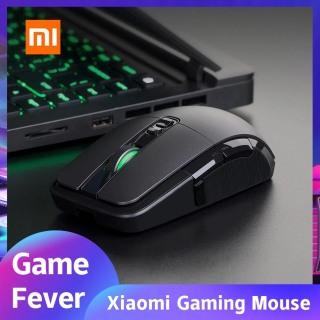 [FREESHIP MAX] Chuột Xiaomi Gaming Wireless - Chuột Game xiaomi - 2 chuẩn kết nối không dây và có dây thumbnail