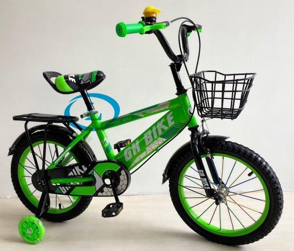 Mua Xe đạp 16 inch bé trai 4-7 tuổi GH BIKE STRAU