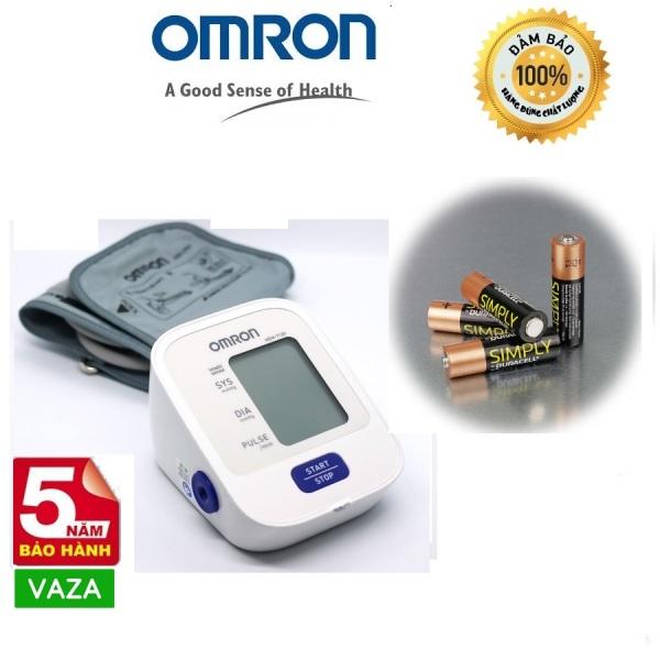 Máy đo huyết áp bắp tay Omron Hem 7120