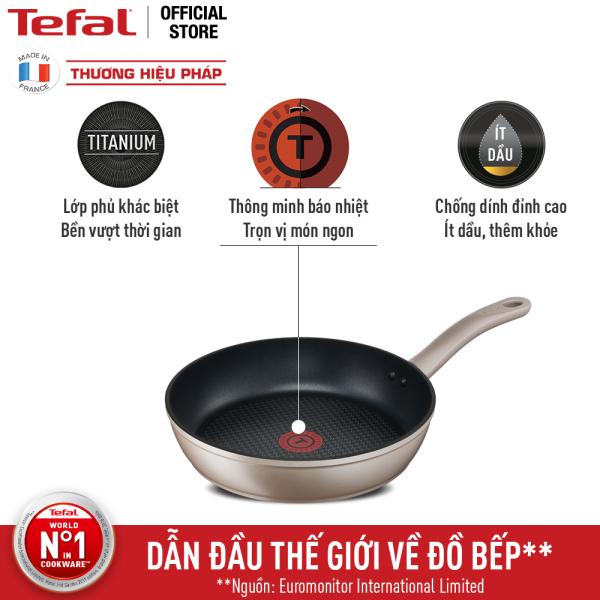 Chảo chiên Tefal Sensations 24 cm