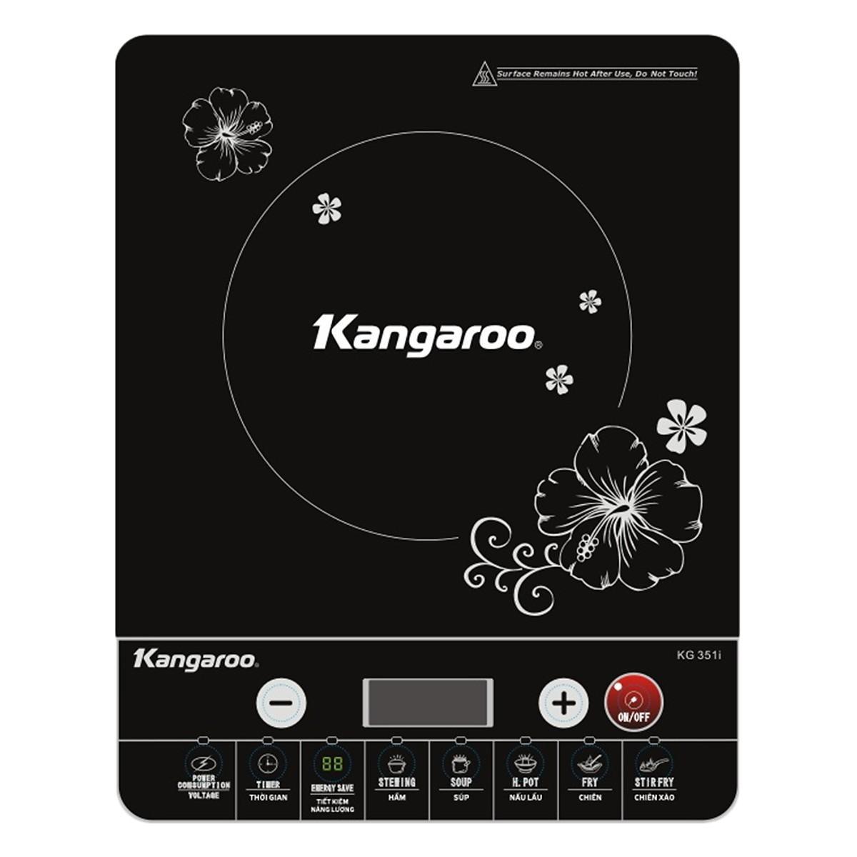 Coupon Giảm Giá Bếp Điện Từ Kangaroo KG351i