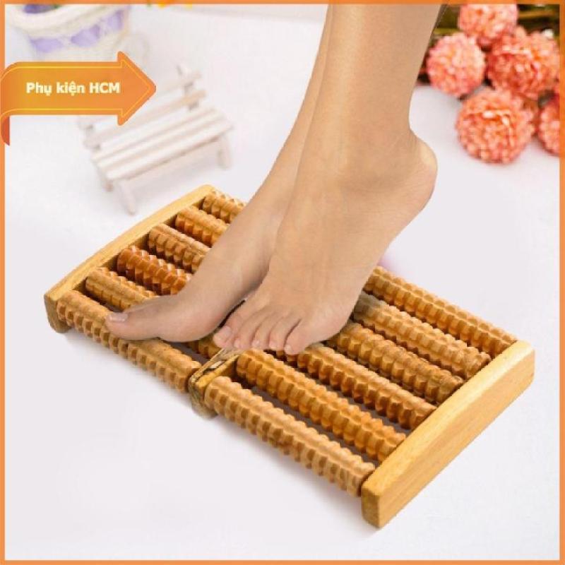 Dụng cụ Massage chân – Bàn Massage chân bằng gỗ cao cấp – Vật lý trị liệu – Chăm sóc sức khoẻ - Chống mỏi, đau nhức, matxa huyệt đạo