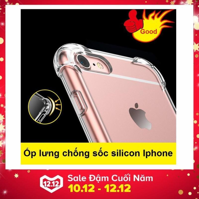 Giá [TẶNG BAO LÌ XÌ 2019] Ốp lưng trong chống sốc silicon Iphone 7 Plus/7s Plus/8 Plus/8s Plus