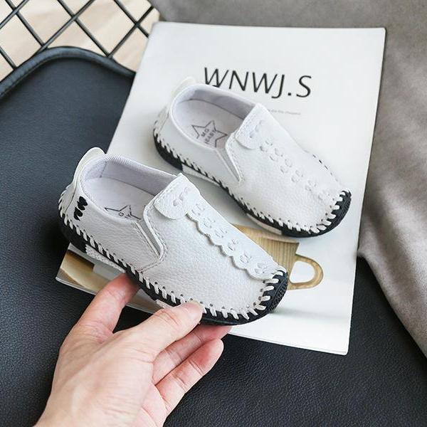 giày lười bé trai size 21-35 siêu chất Nhật Bản