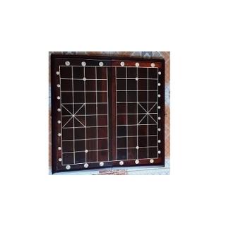 Bàn cờ tướng gỗ trắc 50x50 cm thumbnail