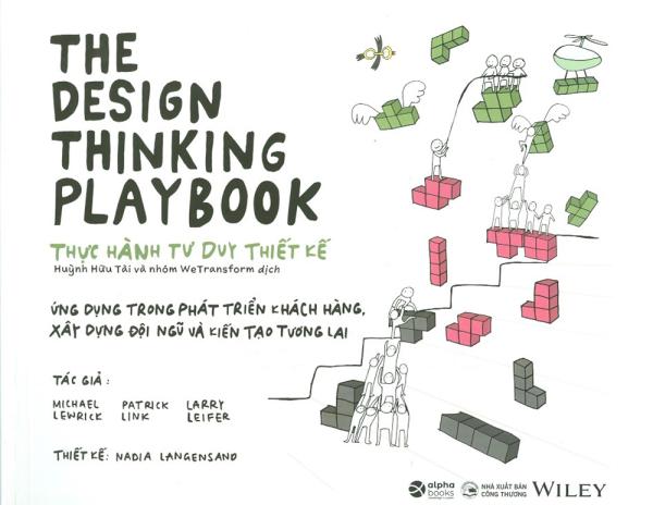 The Design Thinking Playbook - Thực Hành Tư Duy Thiết Kế