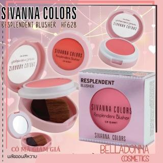 Ma Hô ng Sivanna Colors Resplendent Blusher Ice Queen No 05 thumbnail