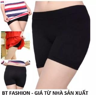 Quần đùi mặc trong váy, an toàn, năng động, thoải mái diện đồ đẹp - BT Fashion (XH01) - 01 Quần thumbnail