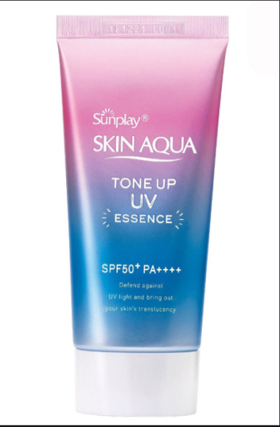 Kem Chống Nắng Nâng Tông Da Skin Aqua Tone Up UV Essence SPF 50+ PA++++