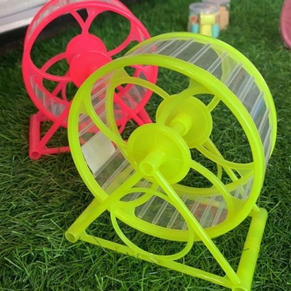 Whell Nhựa Dành Cho Hamster Size 14Cm