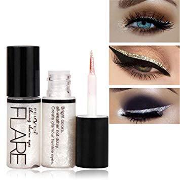 Combo tách set 10 - 5 màu nhũ mắt kim tuyến nhập khẩu