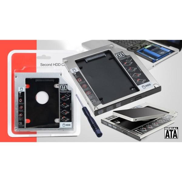Giá Caddy Bay sata , Caddy Bay Mỏng , Dày , Laptop , 9.5mm , 12.7mm ,Box chuyển đổi cd room sang ssd , ,Khay mở rộng ổ cứng  mới nhất 2020