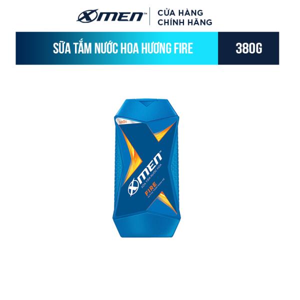 Sữa tắm nước hoa X-Men Fire 380g