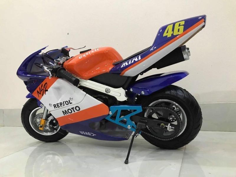 Mua moto 50cc xe ruôi giá rẻ