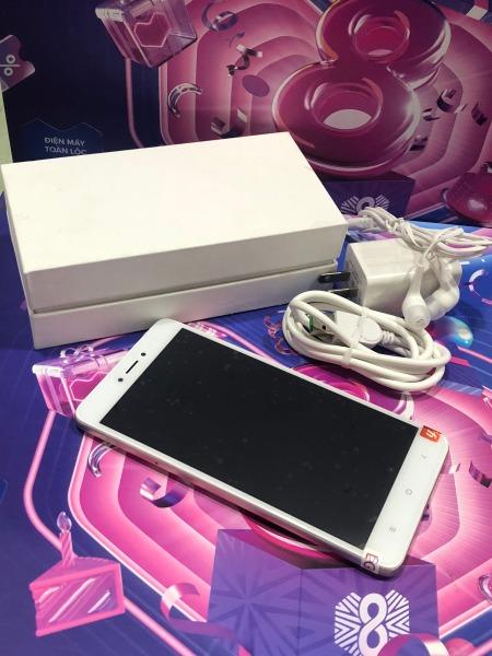 Điện Thoại Xiaomi Remi Note 4X 2 sim Fullbox Có Sẵn Tiếng Việt Màn hình IPS LCD , 5.5 , Full HD Android 6.0 (Marshmallow)-Dung lượng pin: 4100 mAh