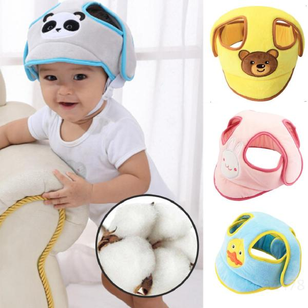 Giá bán Mũ bảo vệ chống ngã cho bé Mũ bé chống va chạm Mũ bảo hiểm an toàn cho trẻ em Mũ bảo vệ đầu ilov1r6x