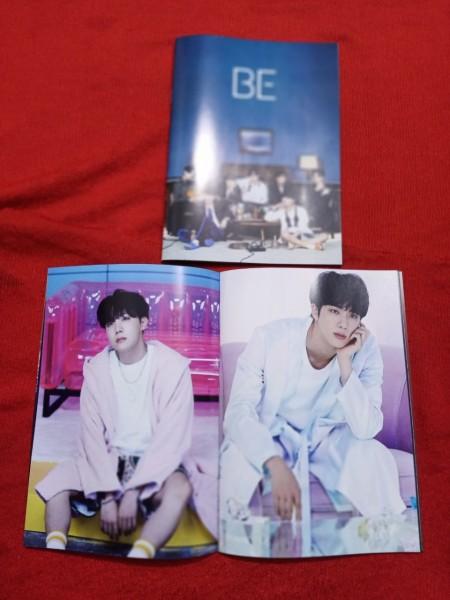 Mua photobook BTS FULL hình ALBUM BE
