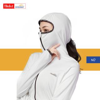 Áo Khoác Chống Nắng Nữ OHSUNNY Full Face UPF50+++ 19SSF039 Hinlet, tích hợp mặt nạ liền cổ áo, đảm bảo che phủ toàn diện phần cổ và gương mặt nhưng không hề gây tỳ vết khi sử dụng thumbnail