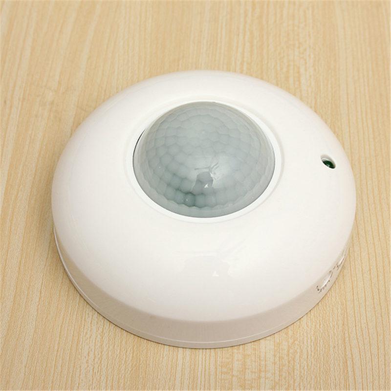 Công tắc cảm biến hồng ngoại tự động bật tắt đèn khi có người