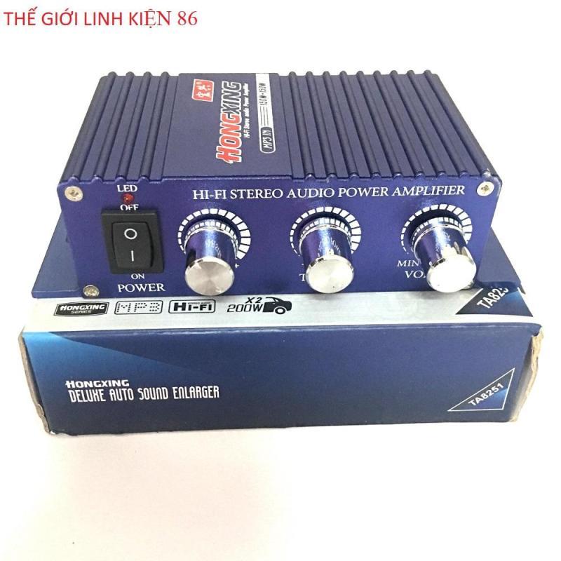 AMPLY 12V-150W x 150W ( không kèm theo dây nguồn)