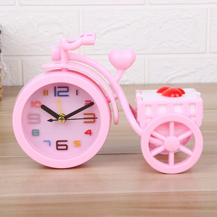 Nơi bán Đồng hồ báo thức để bàn xe đạp siêu kute Dma store
