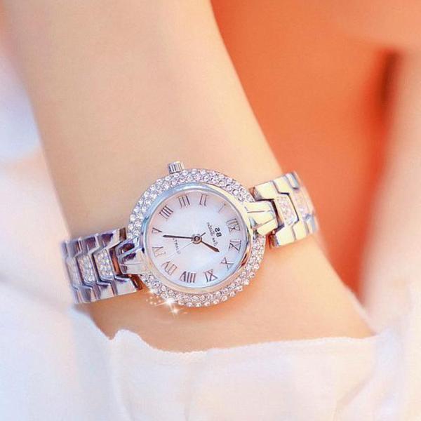 Đồng hồ nữ BS Bee Sister FA1081 đính đá thời trang