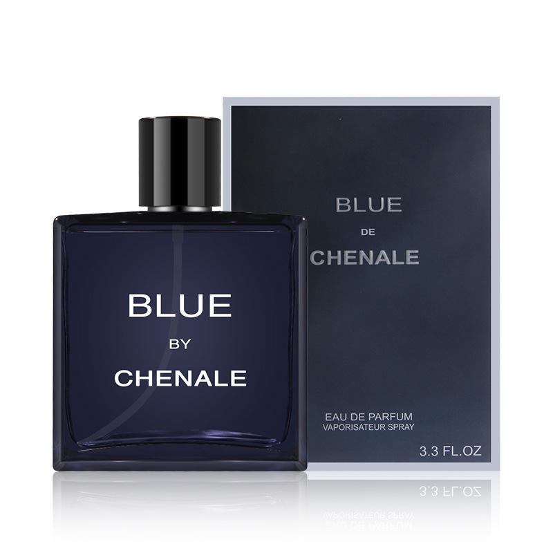 Nước hoa nam Blue by Chenale Cao cấp Azure Lasting Fresh Cologne Light 100ml