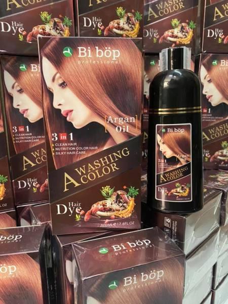 Dầu Gội đen Nâu Tóc Thảo Dược Argan Oil và Dầu Gội Phủ Bạc Đen Tóc giá rẻ