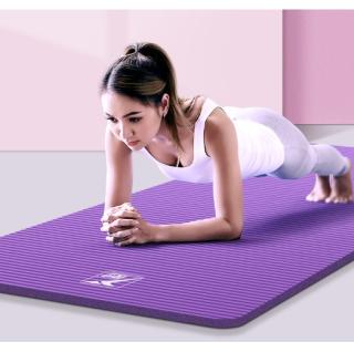 [LOẠI TỐT - HÀNG CAO CẤP] Thảm Yoga, Thảm Tập Yoga , Thảm Tập Gym, Chất Liệu Bảo Vệ Môi Trường, thảm tập thể dục tại nhà, thảm tập gym, miếng tập yoga - Hàng Chính Hãng thumbnail