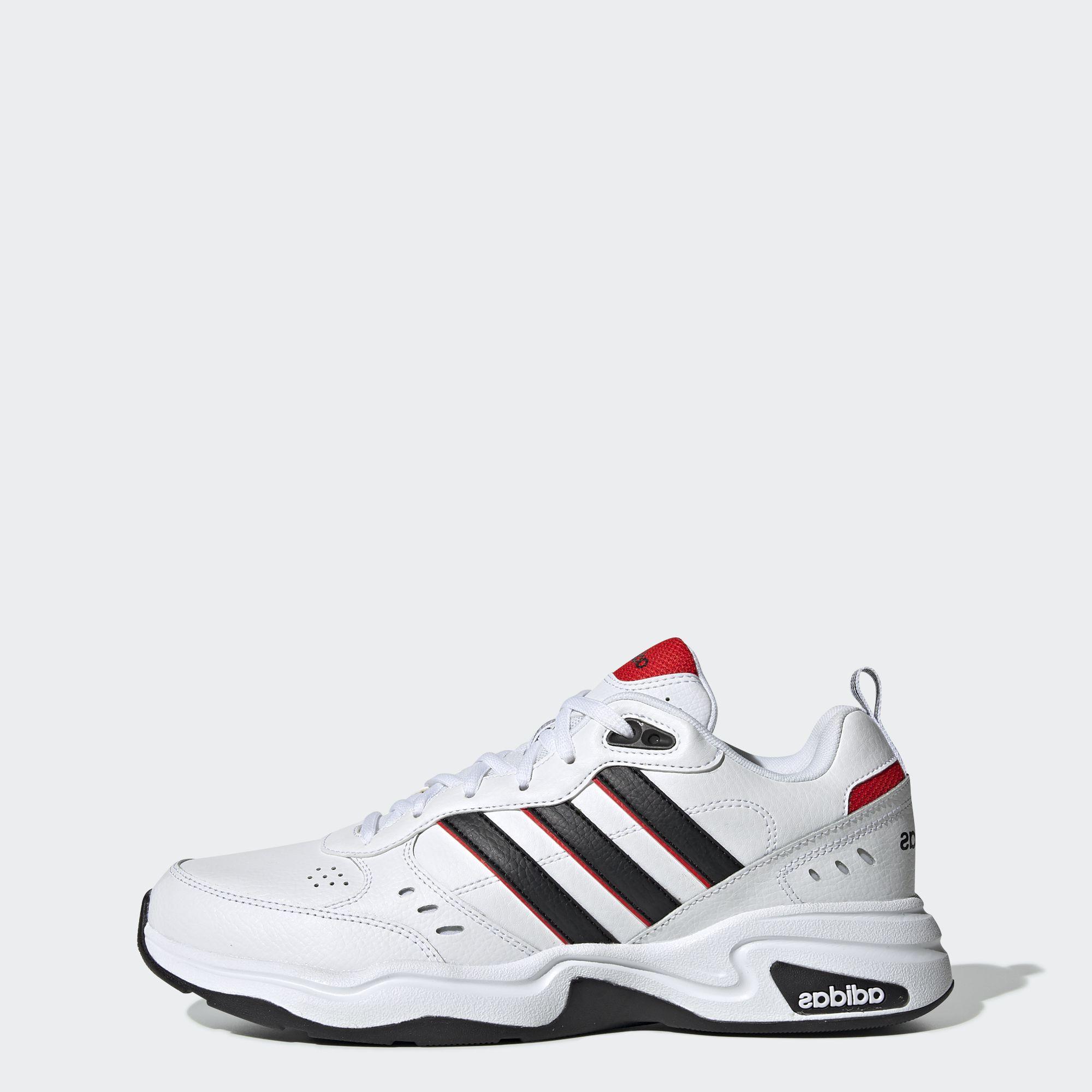 Mã Khuyến Mãi tại Lazada cho Adidas TRAINING Giày Strutter Nam Màu Trắng EG2655