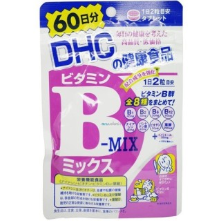 Viên Uống Bổ Sung Vitamin B-Mix DHC 60 Ngày Nhật Bản thumbnail