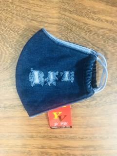 [HCM]Combo 5 v&agrave 10 khẩu trang vải jean x&eacute thương hiệu TUẤN ANH ảnh thật thumbnail