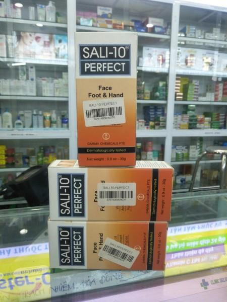 SALI-10 PERFECT (dưỡng da, giữ ẩm giảm khô ,nứt)