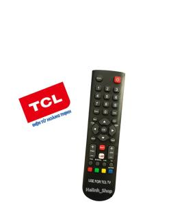 Điều khiển TCL - REMOTE TV TCL - Dành cho tivi TCL internet thumbnail