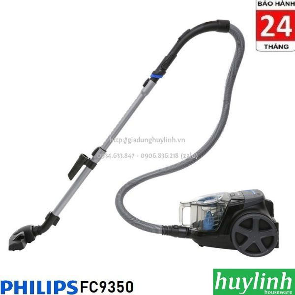 Máy hút bụi Philips FC9350 - 1800W - Chính hãng