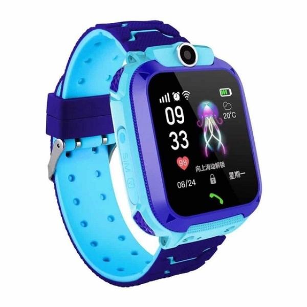 (Chống nước) Đồng hồ thông minh định vị A28 (Q12) chống nước tiếng việt, dễ sử dụng, lắp sim nghe gọi 2 chiều, màn hình cảm ứng. Mẫu loại 1 2021