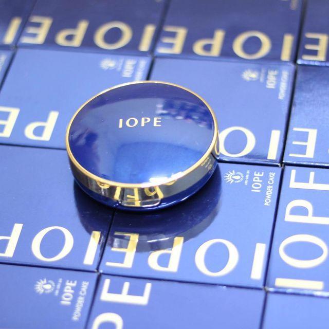 Phấn Phủ Nén IOPE 2 Tầng chính hãng