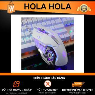 Chuột Game thủ DeTeK Divipard GearLord G502 Q5 có đèn LED đổi màu cực đẹp thumbnail