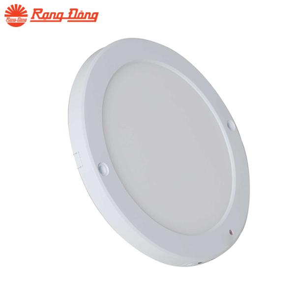 Đèn LED Ốp trần chính hãng Rạng Đông Mỏng Tròn siêu tiết kiệm điện tuổi thọ cao dễ dàng lắp đặt D LN11L 220 18W