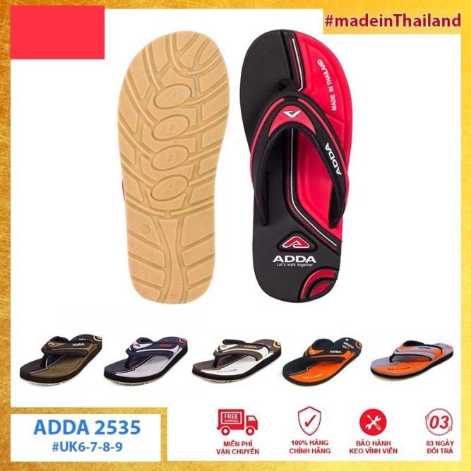 Dép Thái (Nhiều màu)- Dép xỏ ngón-Dép kẹp Thái Lan Adda Nam giá rẻ